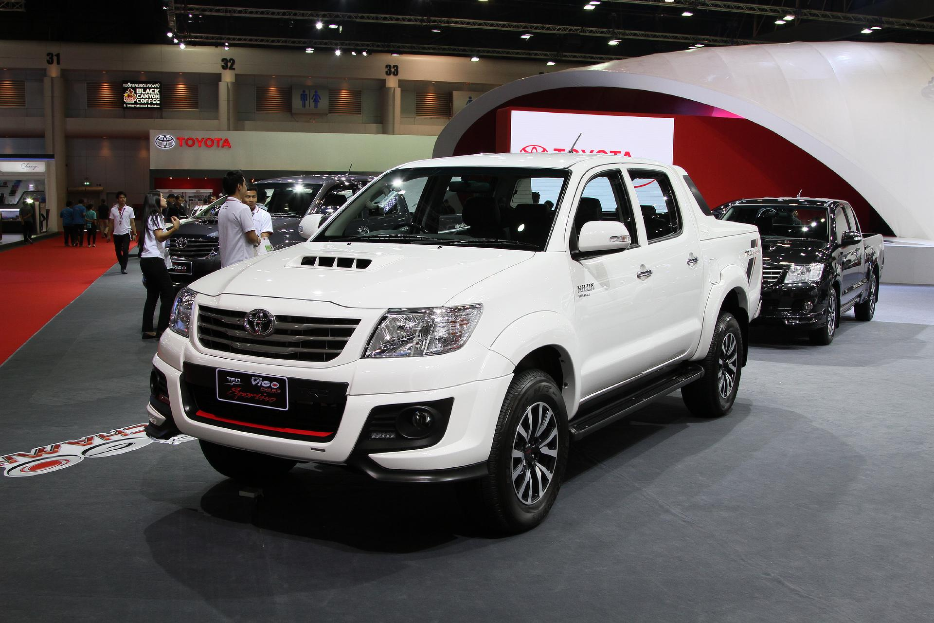 Hilux Vigo Trd Sportivo 2 Toyota Motor Corporation Official Global Website