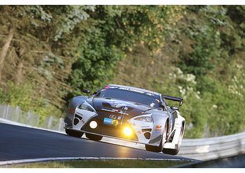 GAZOO Racing Lexus LFA Code X