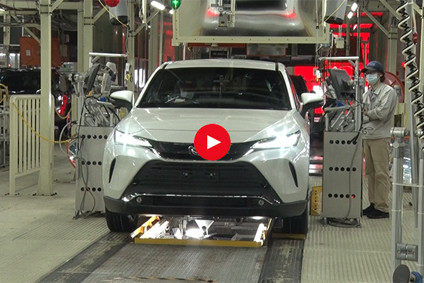 Production Lines in Japan (Videos)