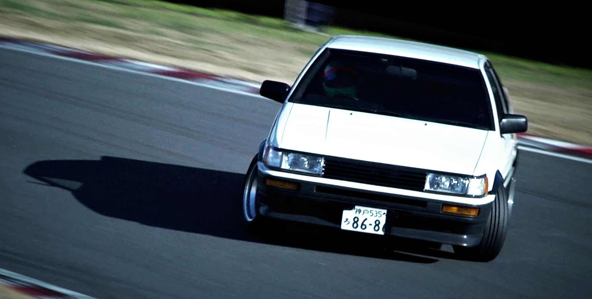 [Movie] Keiichi Tsuchiya's driving impression of the AE86 Corolla Levin | TOYOTA Global Newsroom