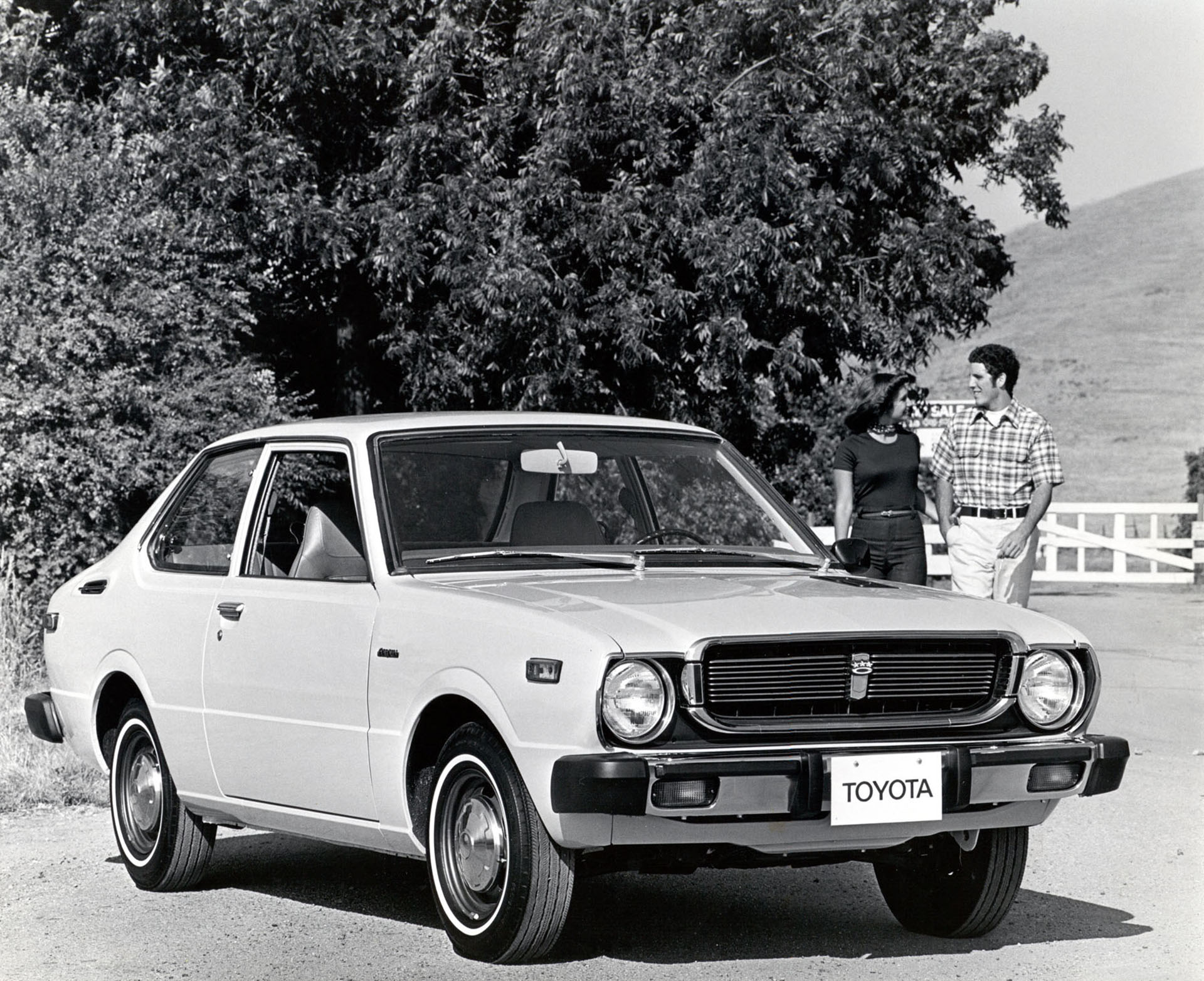 USA - The 3rd Generation Corolla (1975 - 1979)