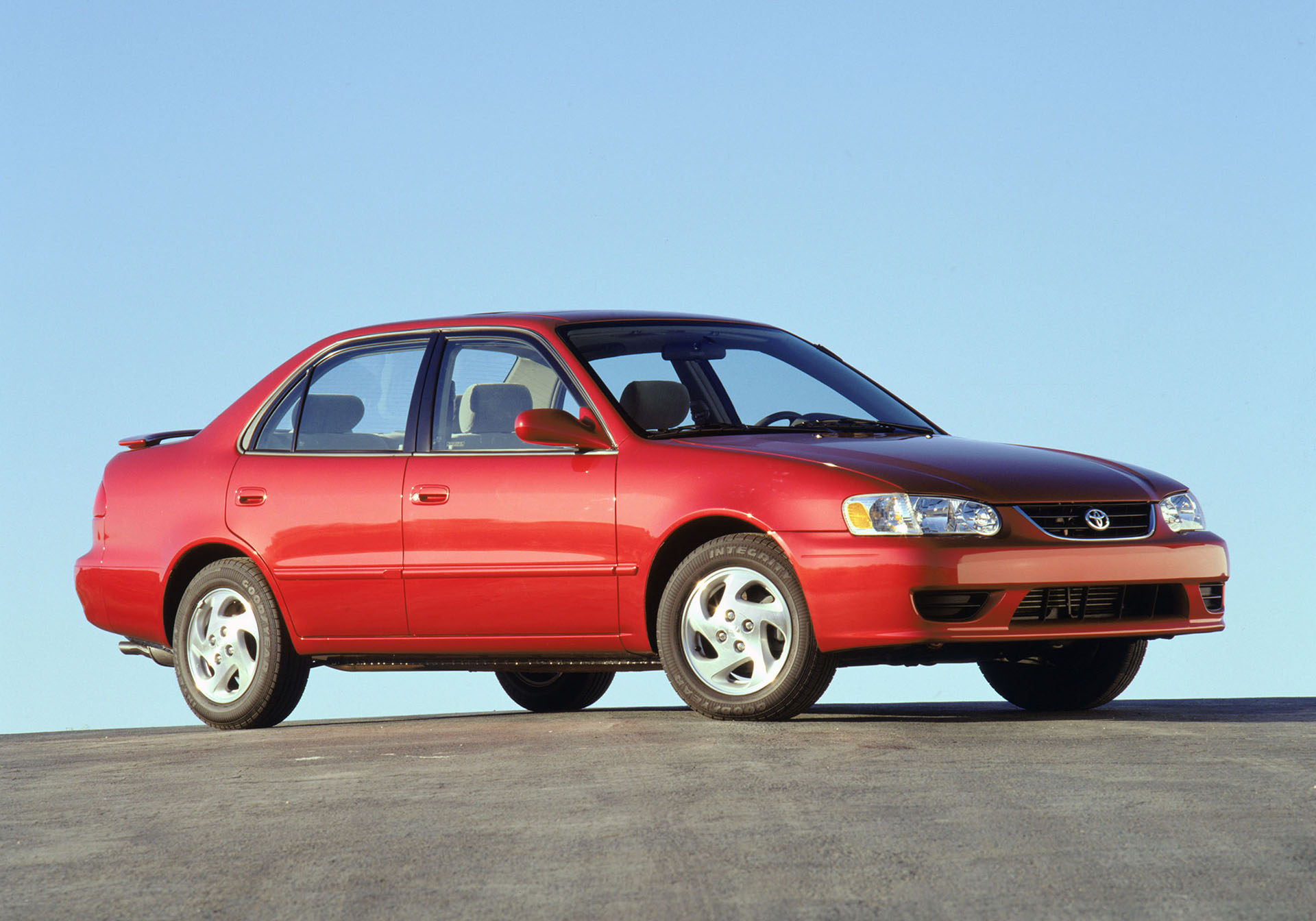 USA - The 8th Generation Corolla (1998 - 2002)