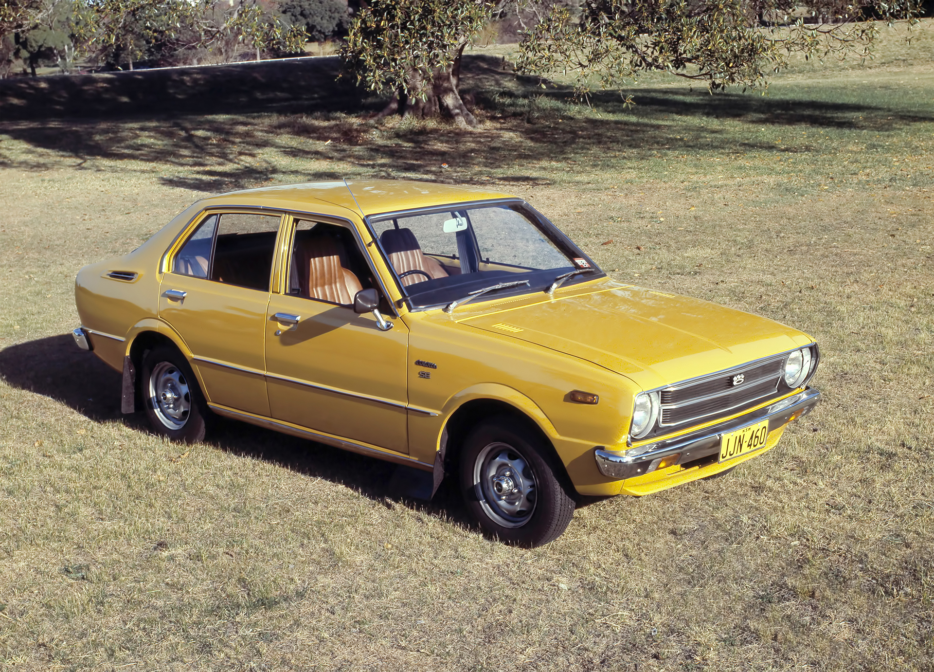Europe - The 3rd Generation Corolla (1974 - 1979)