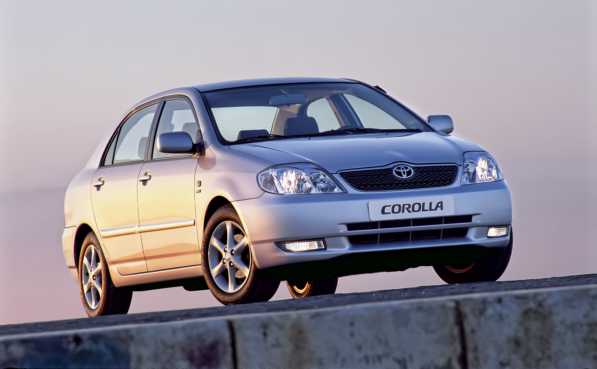 Europe - The 9th Generation Corolla (2000 - 2006)