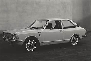 USA - The 2nd Generation Corolla (1971 - 1974)