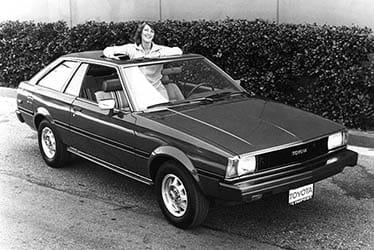 USA - The 4th Generation Corolla (1980 - 1983)