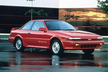 USA - The 6th Generation Corolla (1988 - 1992)
