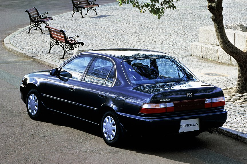 The Seventh Generation Corolla
