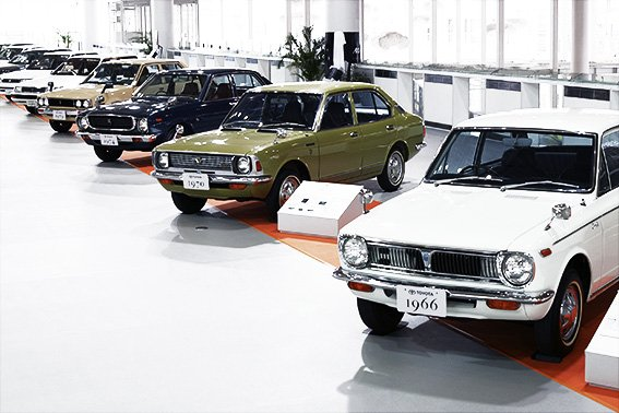 "Evolution of Corolla: The concept of the ""80 points plus alpha"""