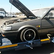 'Mint' condition stolen Toyota returned to owner after 22 years