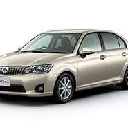 TMC Launches Redesigned Corolla Series in Japan