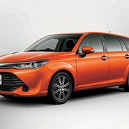 Toyota's Brand New Safety Package Debuts with Redesigned Corolla Japan Models