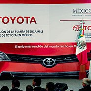 Toyota Invests in Competitive Plants