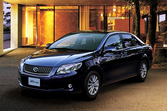 Toyota Launches Completely Redesigned Corolla Sedan and Corolla Fielder