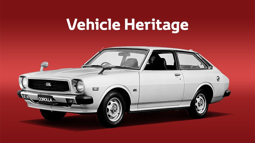 Vehicle Heritage