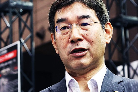 Hiroya Fujita, Chief Engineer for the 10th and 11th generation Corolla