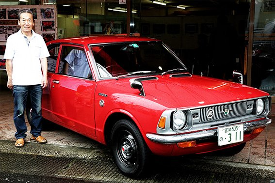 Ties that Bind: This Corolla had been restored to tell its tale of miracle and friendship