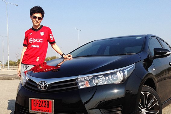 "Corollas Worldwide: ""my Corolla story"" from Thailand"