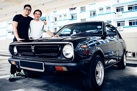 "Corollas Worldwide: ""my Corolla story"" from Singapore"