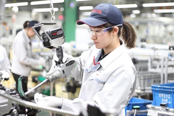 生産関係職(技能職) 新卒採用