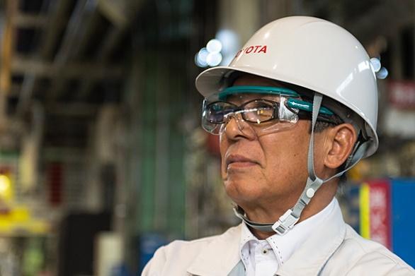 Mitsuru Kawai, Executive Vice President