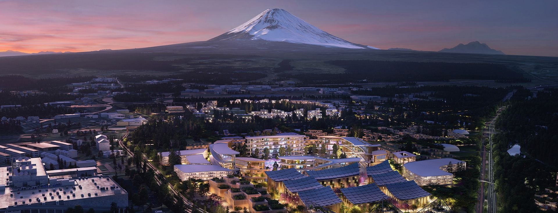 Toyota to Build Prototype City of the Future