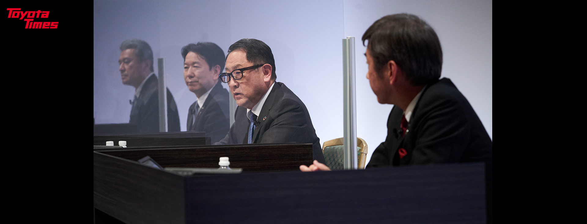 CEOs on Why Toyota, Isuzu, and Hino Formed CASE Partnership