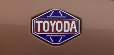 "From ""TOYODA"" to ""TOYOTA"""