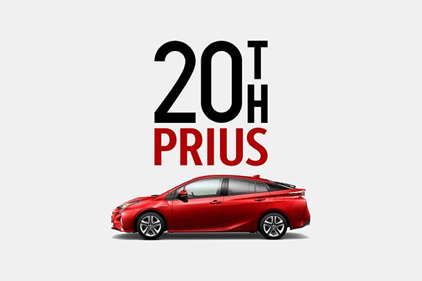 20 years of the pioneering Prius