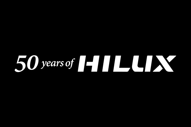 50 years of Hilux