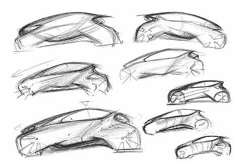 AQUA Early Stage Sketch