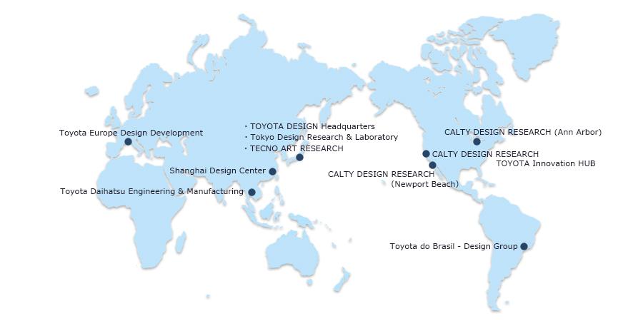 Satellite Design Centers
