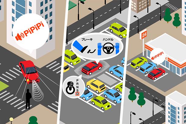 トヨタの安全技術