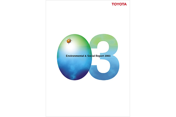 2003 Sustainability Report