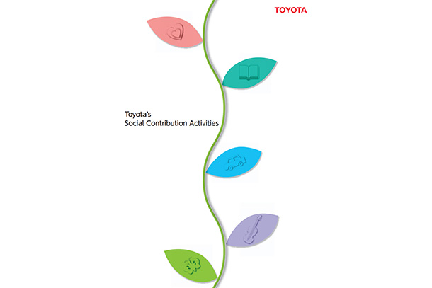 2011 Toyota's Social Contribution Activities