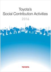 Toyota's Social Contribution Activities