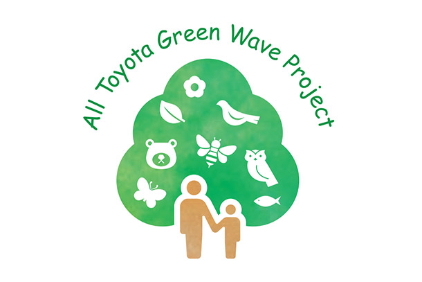 All-Toyota Green Wave Project