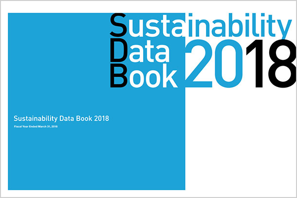 Sustainability Data Book 2018