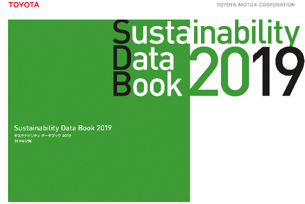 Sustainability Data Book 2019