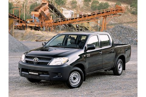 7th Hilux