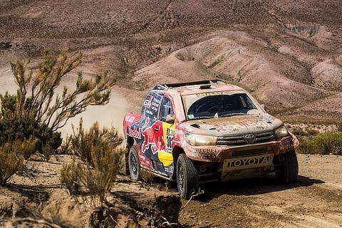Hilux (Dakar Rally, 2017)