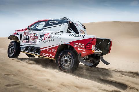 Hilux (Dakar Rally, 2018)