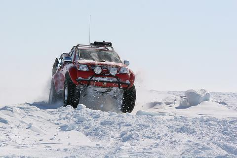 Hilux (Arctic, 2007)