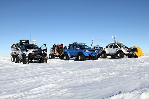 Hilux (Antarctica)