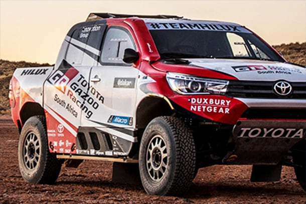 Hilux and Motorsports