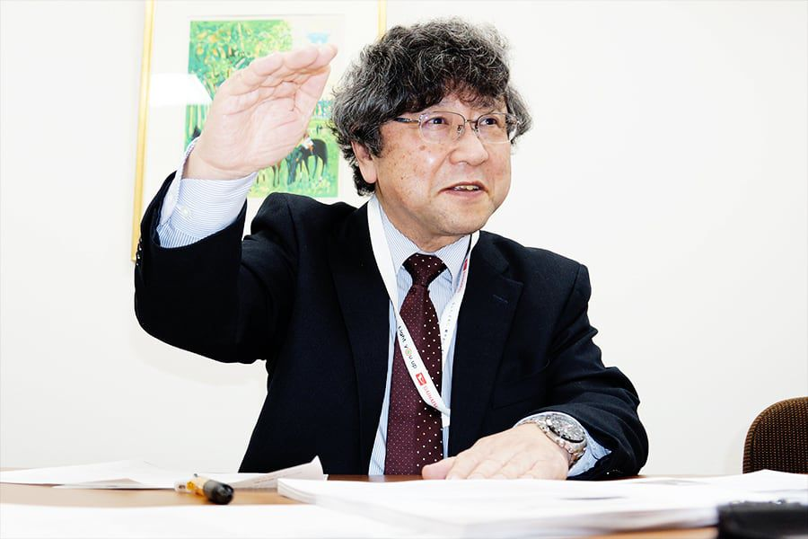 Kaoru Hosokawa, Chief Engineer for the 7th generation Hilux