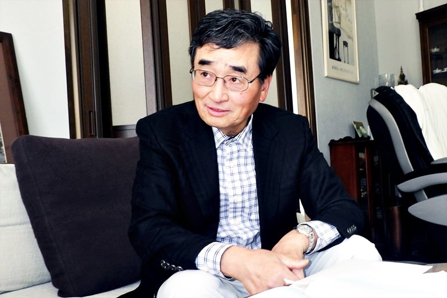 Masaaki Ishiko, Chief Engineer for the 6th generation Hilux