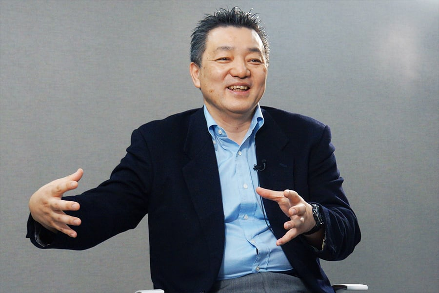 Masahiko Maeda, Chief Engineer for the 8th generation Hilux