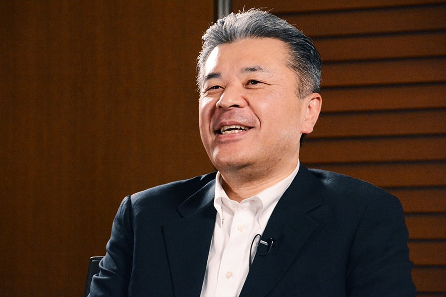 Hiroki Nakajima, Chief Engineer for the 8th generation Hilux