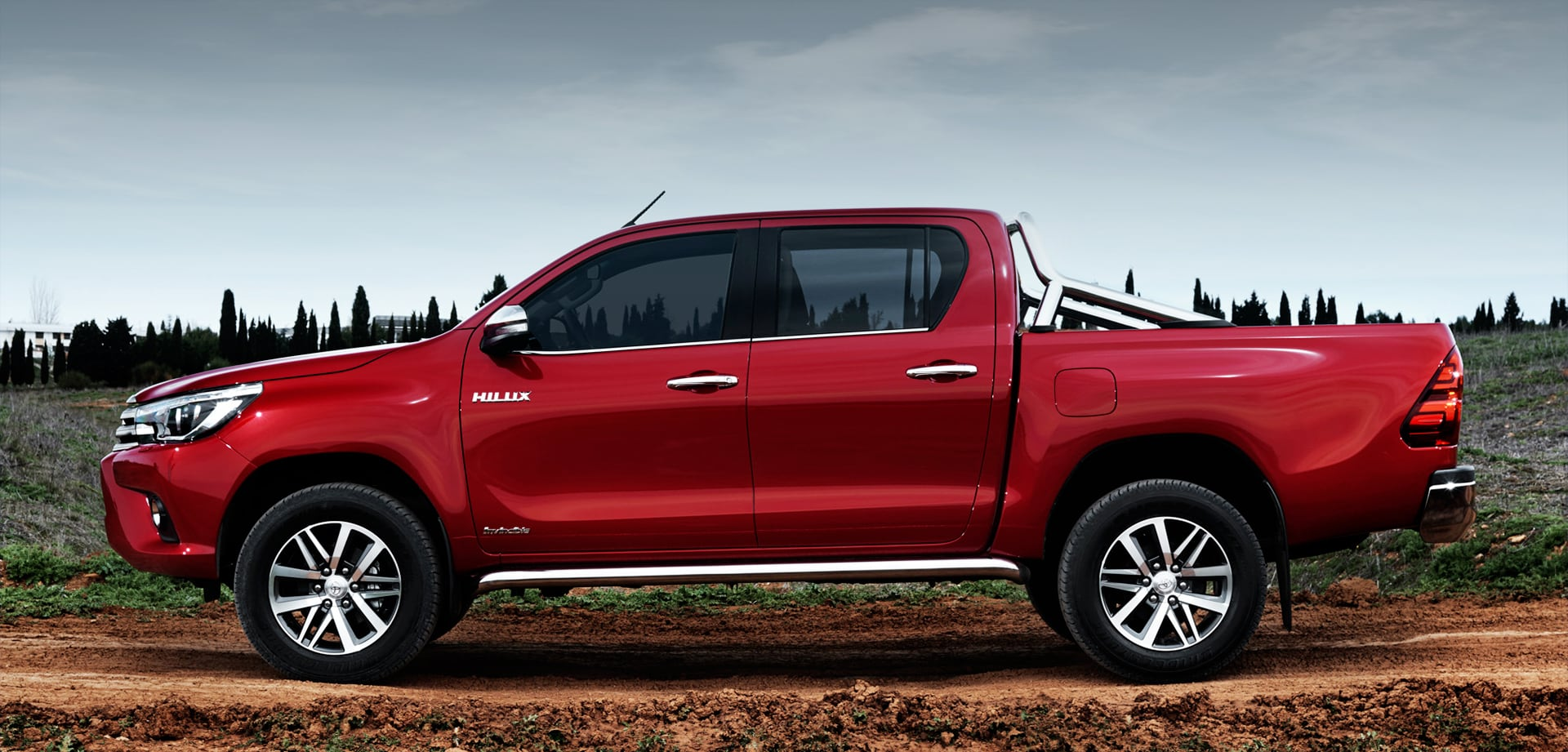 50 Years Of Hilux Hilux 50th Anniversary Special Website Toyota